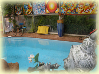 Our Pool Area facilities